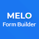 Free Download MeloForms - Laravel Drag and Drop Form Builder Software Nulled