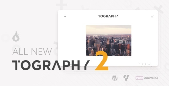 Tography - Photography Theme - Photography Creative