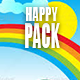 Upbeat Happy Summer Logo Pack