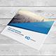 Square Bi-fold Brochure Bundle 3 in 1