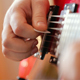 Musician Playing Electric Guitar - VideoHive Item for Sale