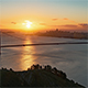 Sunrise in San Francisco's Bay - VideoHive Item for Sale
