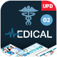 Medical and Healthcare 2 PowerPoint Presentation Template - GraphicRiver Item for Sale
