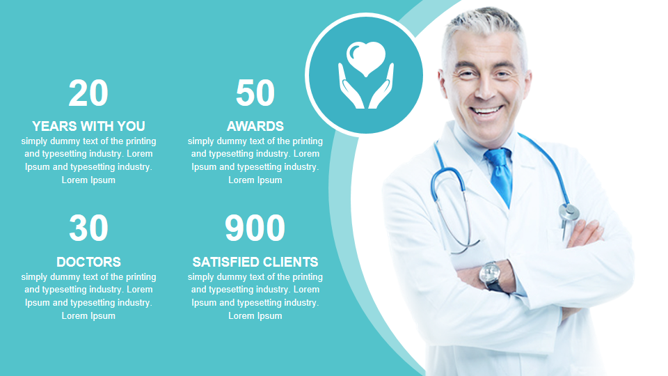 Medical And Healthcare 2 Powerpoint Presentation Template By Rojdark