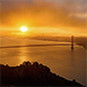 The San Francisco Bay from Night to Day - VideoHive Item for Sale