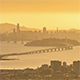 The Skyline of San Francisco from Day to Night - VideoHive Item for Sale