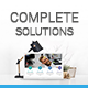 2 In 1 Complete Business Solutions Keynote Template Bundle - GraphicRiver Item for Sale
