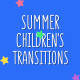 Summer Children's Transitions - VideoHive Item for Sale