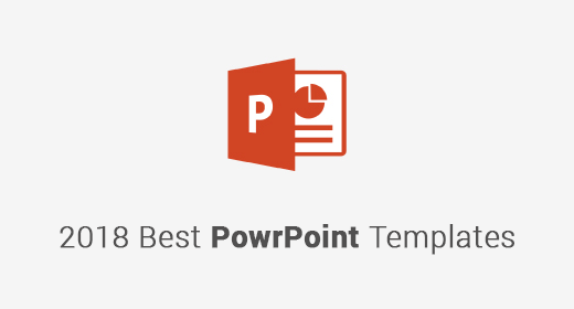 2018 Best PowerPoint Templates - PPT Designs For Presentations