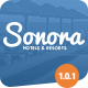 Sonora - Hotel Booking WordPress Theme