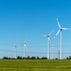 Overhead power lines and wind power plants - PhotoDune Item for Sale
