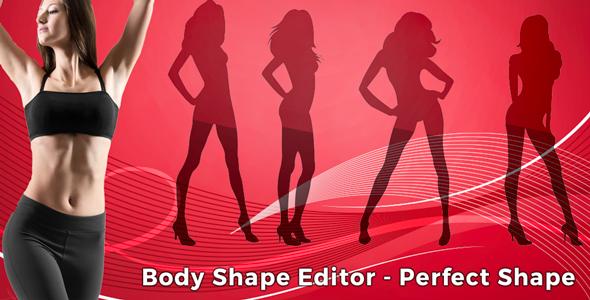 Body Shape Photo Editor + Admob ad - CodeCanyon Item for Sale