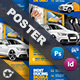 Car Wash Poster Templates - GraphicRiver Item for Sale