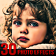 30 Exclusive Photo Effects Action Pack VOL-1 - GraphicRiver Item for Sale