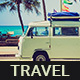 Travel Agency | Tour Booking Ad Banners - 7 Sizes