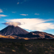 Landscape view of Mt Ngauruhoe in Tongariro National park, New Zealand - PhotoDune Item for Sale