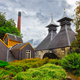 KEITH, UNITED KINGDOM - SEPTEMBER 6 2013: Strathisla distillery factory buildings - PhotoDune Item for Sale