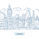 London City Cityscape - GraphicRiver Item for Sale