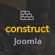 Construct - Construction & Building Joomla Template - ThemeForest Item for Sale