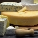 Video of Various Types of Cheese - Parmesan, Brie, Roquefort - VideoHive Item for Sale
