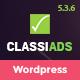 Classiads - Classified Ads WordPress Theme - ThemeForest Item for Sale