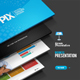 WhitePix Business Multipurpose Keynote Template