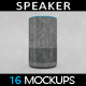 Speaker 2018 Mockup - GraphicRiver Item for Sale