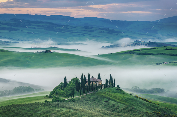 Tuscany - Stock Photo - Images