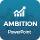 Ambition - Multipurpose PowerPoint Template - GraphicRiver Item for Sale