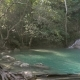 Waterfalls of Erawan Cascade in Thailand - VideoHive Item for Sale