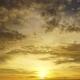 Beautiful Tropical Sky at Sunset - VideoHive Item for Sale