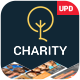 Charity Creative PowerPoint Presentation Template - GraphicRiver Item for Sale