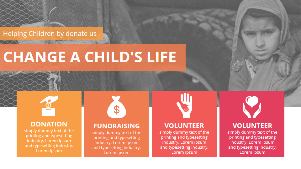 Charity creative powerpoint presentation template by rojdark png previewcharity powerpoint templates ppt slides 017 toneelgroepblik Choice Image