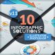 Infographic Solutions. Part 11 - GraphicRiver Item for Sale