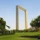 Dubai Frame, Best New Attraction, the Biggest Golden Picture Frame, Architectural Landmark in Zabeel - VideoHive Item for Sale