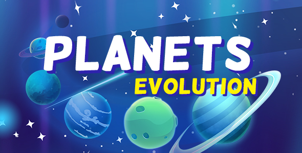 Planets Evolution - CodeCanyon Item for Sale