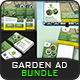 Garden Landscape Advertising Bundle Vol.1 - GraphicRiver Item for Sale