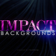 Impact Backgrounds - VideoHive Item for Sale