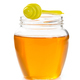 glass jar of honey - PhotoDune Item for Sale