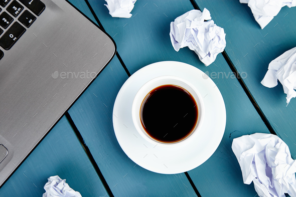Concept in search ideas. - Stock Photo - Images