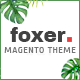 Free Download Foxer - Minimalist eCommerce Magento2 Theme Nulled