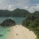 Seascape of Caramoan Islands, Camarines Sur, Philippines - VideoHive Item for Sale