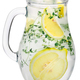 Thyme lemon detox water pitcher - PhotoDune Item for Sale