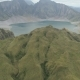 Crater Lake Pinatubo, Philippines, Luzon. - VideoHive Item for Sale