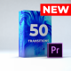 50 Transitions - VideoHive Item for Sale