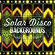 Solar Disco Backgrounds Vol.1 - VideoHive Item for Sale