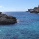 The Turquoise Water of the Sea and the Stone Coast, Spain - VideoHive Item for Sale