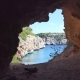 A View of the Stone Sea Coast From the Cave, Spain - VideoHive Item for Sale