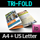 Hotel and Motel Tri-Fold Brochure Template Vol.2 - GraphicRiver Item for Sale