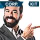 Uplifting & Fresh Corporate Motivational Kit